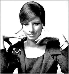 barbra streisand | Young Barbra Streisand Photo by MaryVanHelsing | Photobucket