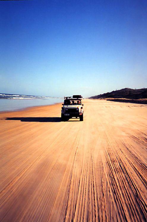 Fraser Island, Australia Copyright: steeve gosselin