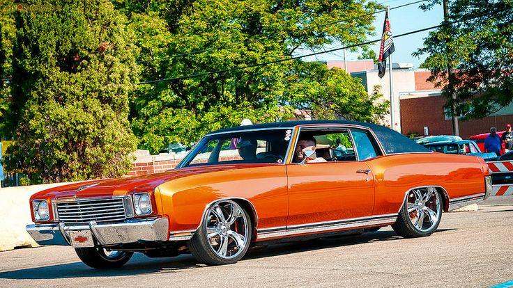 1972 Chevy Monte Carlo