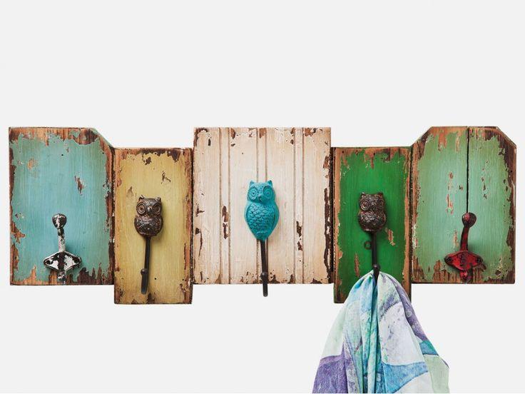 Wieszak Owl — Wieszaki ścienne — KARE® Design