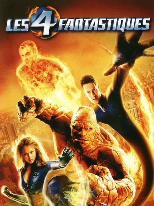 Watch Fantastic Four 2005 Full Movie Online Free