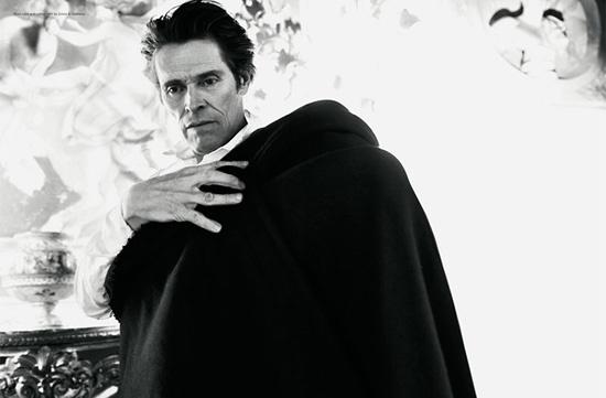 Willem Dafoe for AnOther Man Magazine | Tom & Lorenzo