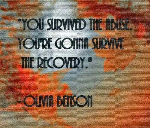 You will survive♥