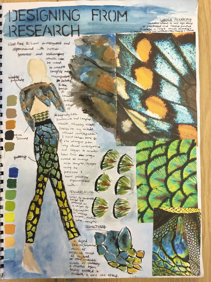 Designing from research. Emma