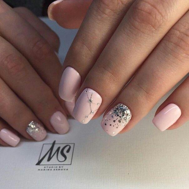 Natural Pretty Nails | Best Nail Designs 2018