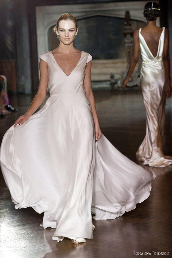 Johanna Johnson Spring 2014 Wedding Dresses — Muse Bridal Collection   Wedding Inspirasi