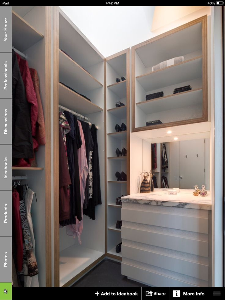 Pin by Robin Chundzinski- Powelson on Best Closets Ever