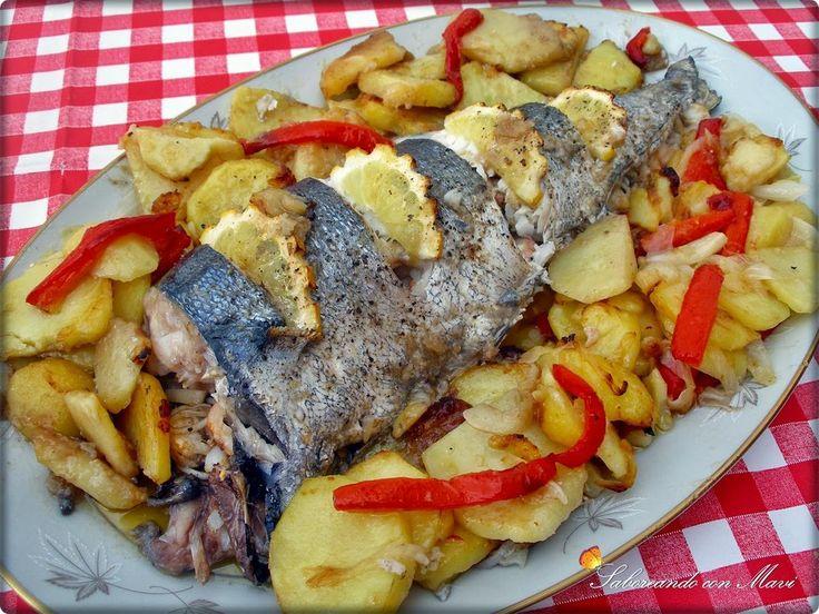 Merluza rellena con gambas y gulas for Cocinar zarzuela