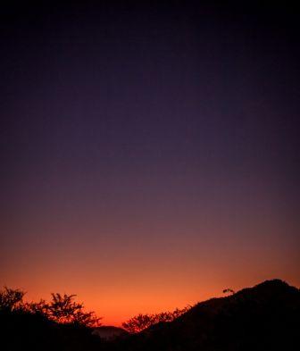 Sun Rise at Pilanesberg National Park, South Africa. http://www.AfricaSafari.IN http://www.pilanesbergnationalpark.org