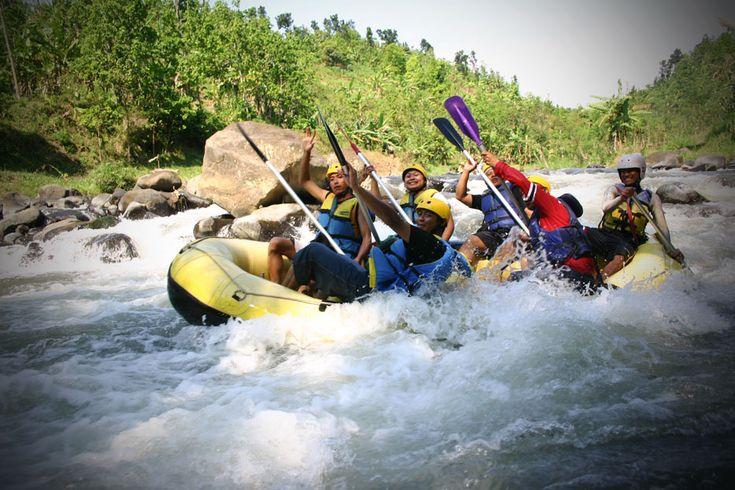 Wisata Arung Jeram Di Sungai Lamandau