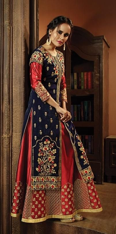f75cc42f7c5abc ... #WorldwideShipping #online #shopping Shop on international.banglewale.com,Designer  Indian Dresses,gowns,lehenga and sarees , Buy Online in USD 151.46