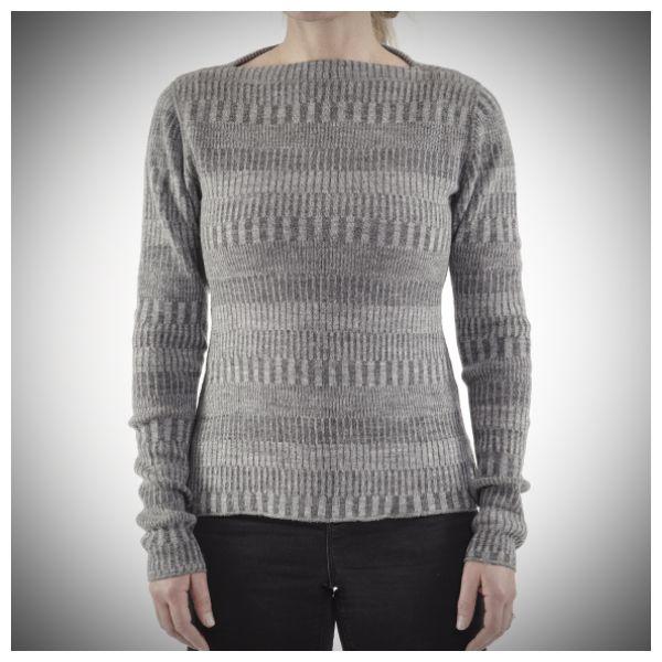 Nalta tröja grå