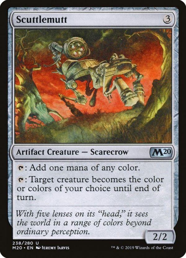 FOIL SQUIRREL NEST X4 Modern Horizons Magic MTG MINT CARD