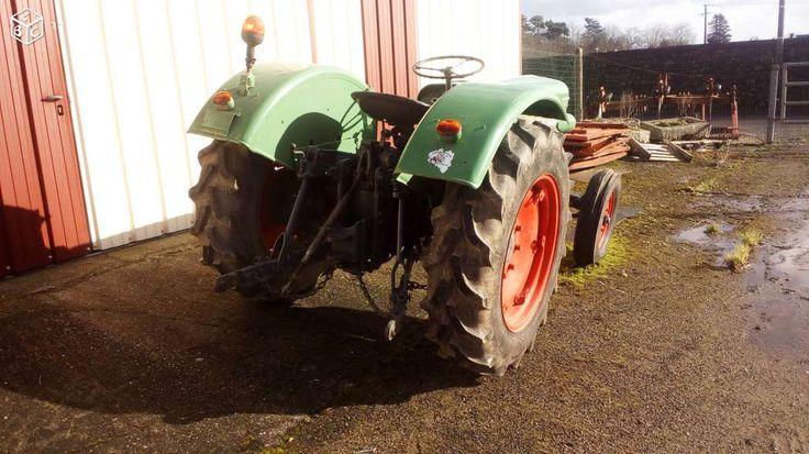 Tracteur fendt farmer 2 Collection Côtes-d'Armor - leboncoin.fr