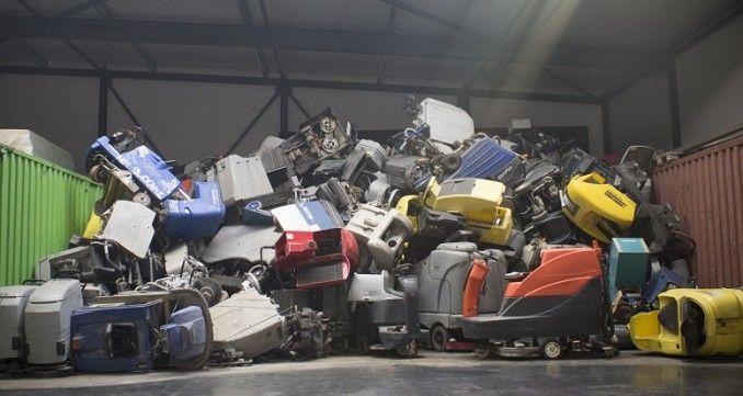 ECMR en Groveko – samen recyclen we schoonmaakmachines