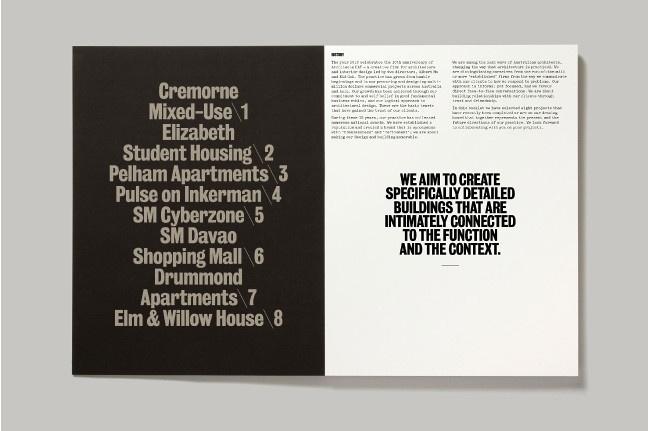ContentsBrochures Catalogue Design, September Industrial, Design Typography, Hofstede Design, Graphics Design, Hofst Design, Architects Eating, Book Design, Editorial Design