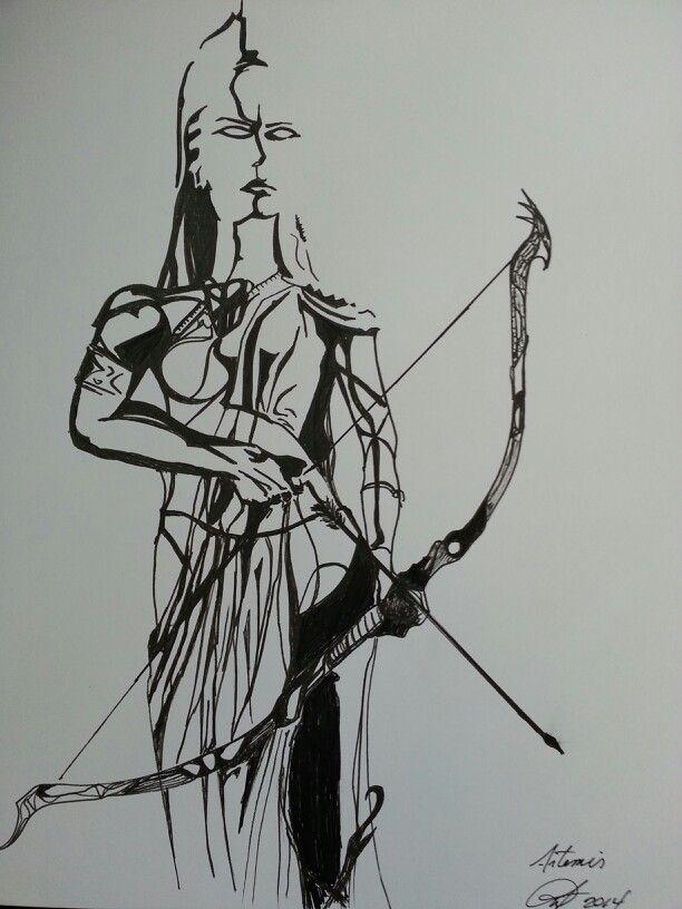Famous Line Of Artemis : Best artemis tattoo ideas on pinterest cresent moon