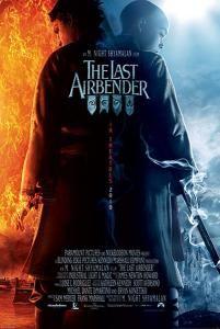 Póster Airbender, el último guerrero