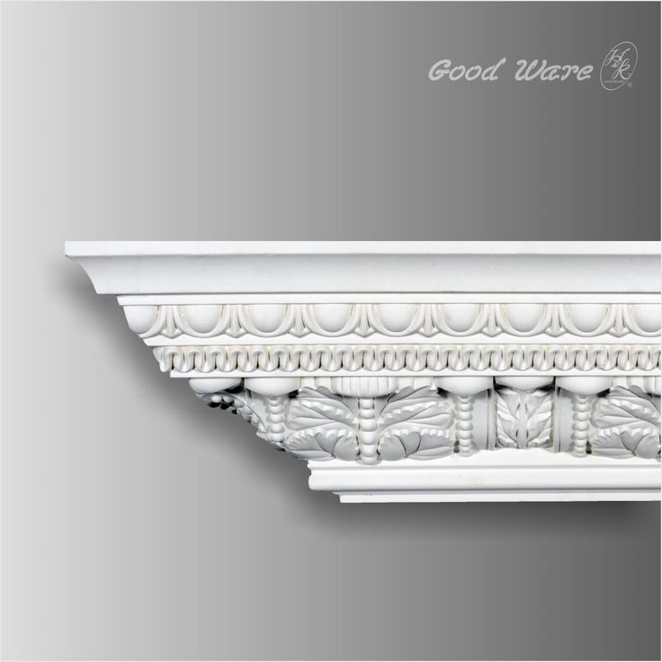 Cool GM Polyurethane georgian crown molding - Style Of crown molding measurements Unique