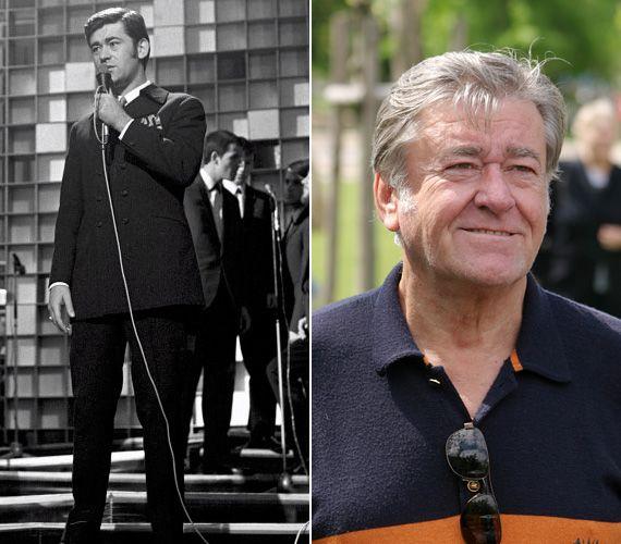 Koós János 76 évesen. Kupsa János néven született (Bukarestben 1937. 11. 20.-)