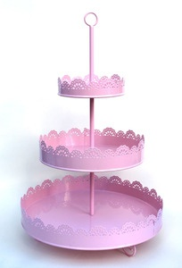 Bought this beautiful vintage cake stand from a sweet little second hand shop in Otaki