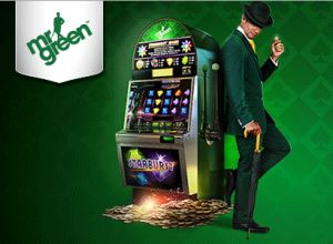 Mr Green Casino 100 free spins bonus - Up to 100 free spins on Northern Sky Slot 35X Play through