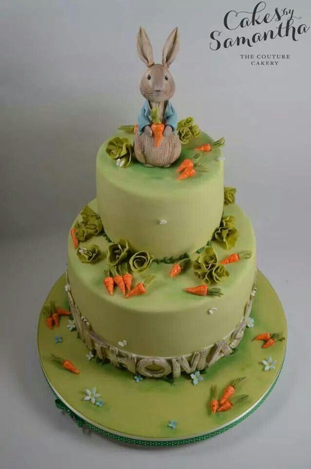 Images For Rabbit Cakes : uber 1.000 Ideen zu ?Peter Rabbit Kuchen auf Pinterest ...