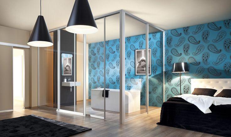Ściany mobilne | ruchome | przesuwne | przestawne | Galeria | Systemy ścian mobilnych i ruchomych KOMANDOR