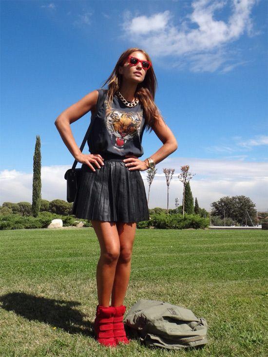 Paula echevarría 28 de septiembre del 2012