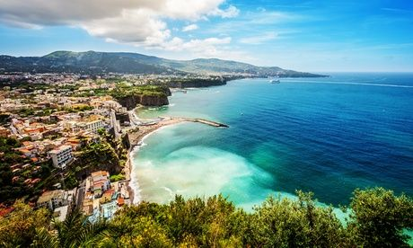 Get UK Deal: ✈ Rome and Sorrento: 4 or 6 Nights with Flights for just: £189.00 ✈ Rome and Sorrento: 4 or 6 Nights with Flights, Breakfast and Accommodation at a Choice of Hotels*  >> BUY & SAVE Now!