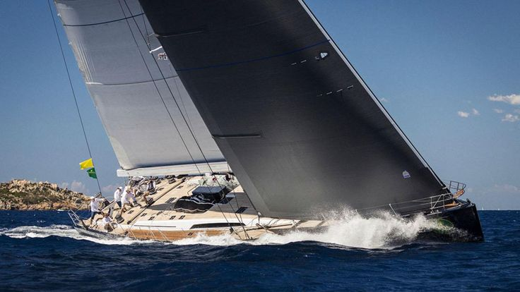 BLUES Sail Yacht for sale. View full details, pictures and more of this luxury yacht built by Southern Wind Shipyard.