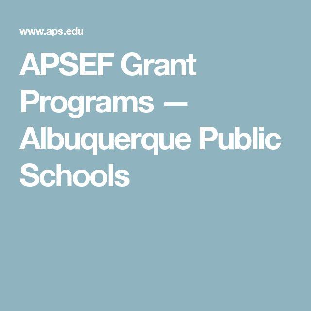 how to get grants for school programs