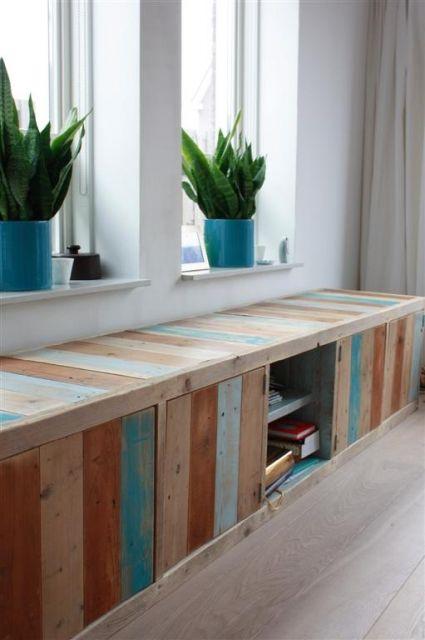 1000 afbeeldingen over radiatorombouw op pinterest hout for Steigerhout vensterbank