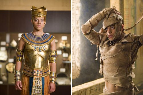 Call me crazy... but i really like Ahkmenrah from Night At The Museum! :)