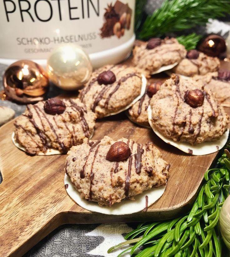 ✅ Weihnachtsgebäck ✅proteinreich ✅kalorienarm ➔ Das Rezept zum Protein …