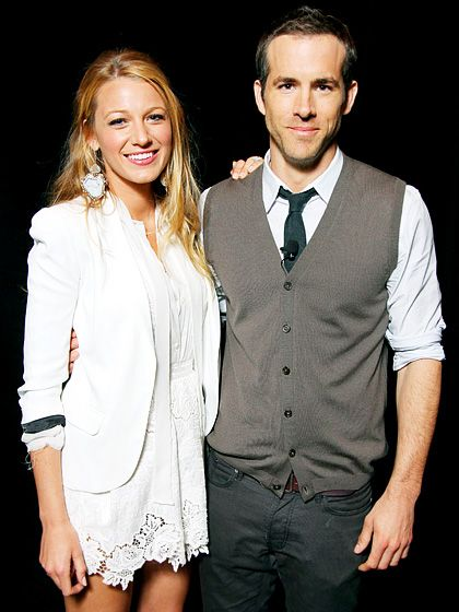 Blake Lively And Ryan Reynolds The Green Lantern Costars Didn T Give Any Warning When