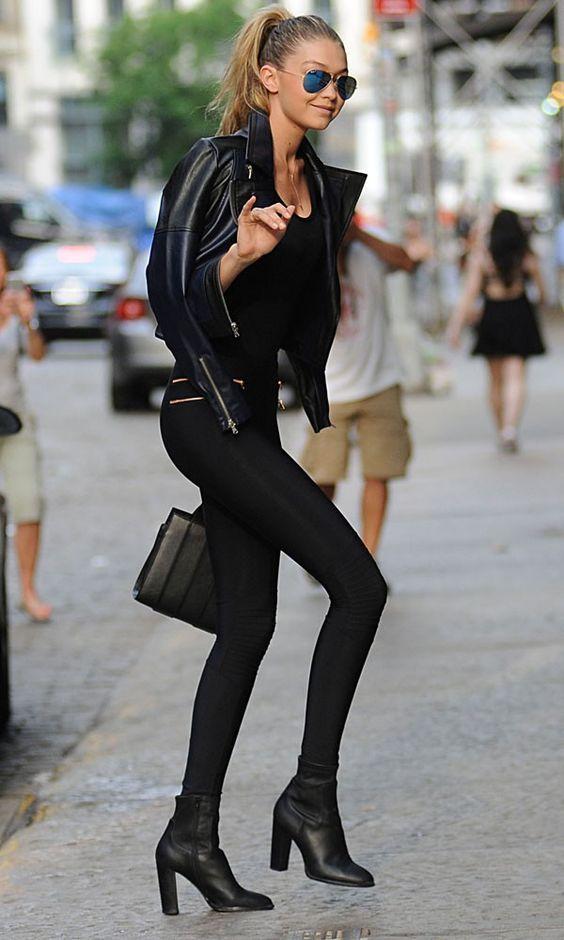 Gigi Hadid Looks Every Inch The Off-Duty Model