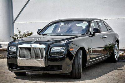 Used Rolls Royce Ghost