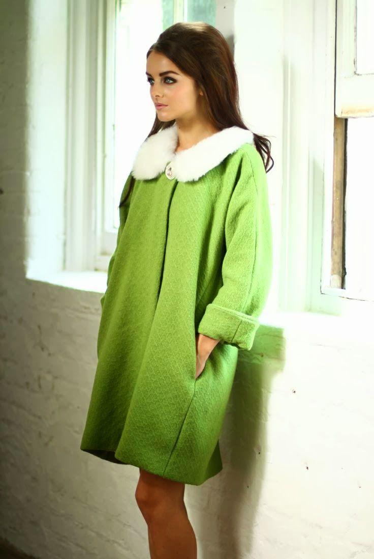 Girlfriend coat from Tara Starlet