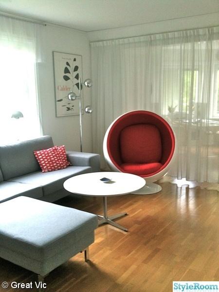 Ball Chair by Aarnio Eero