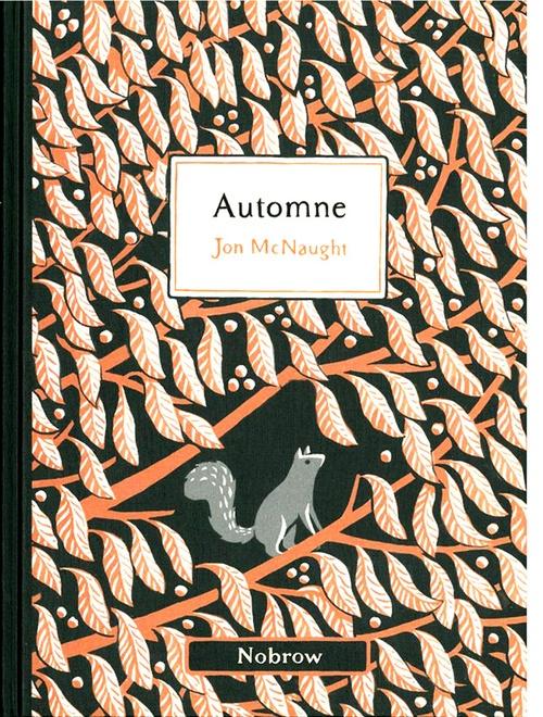 """Une BD poétique : """"Automne"""" de Jon McNaught"""