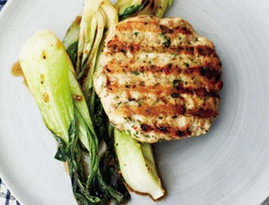 Gwyneth Paltrow's Grilled Chicken With Peach BBQ Sauce Recipe ...