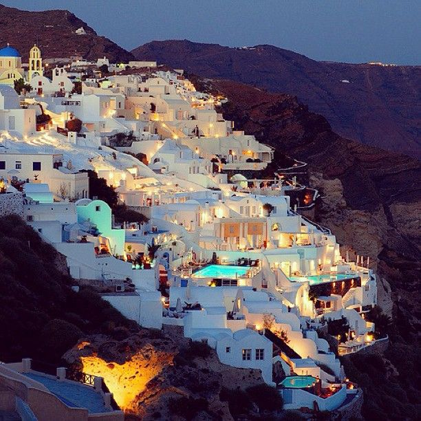 Dream vacation in Greece, who doesn't want to visit?