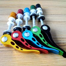 Hot! recommended Bicycle wheel quick release Hub quick release Mountain bike fast break multicolor(China (Mainland))