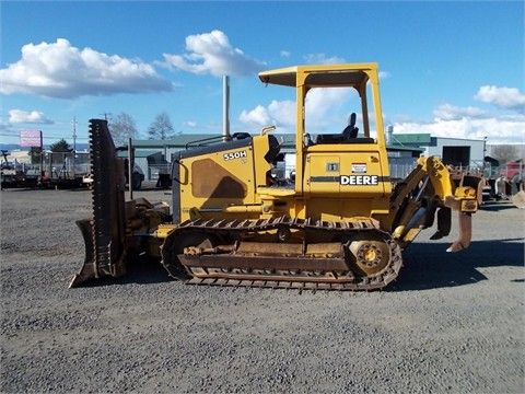 Used 1999 #Deere 550h #Dozer in Central Point @ http://www.heavy-machinerytrader.com/about-us/