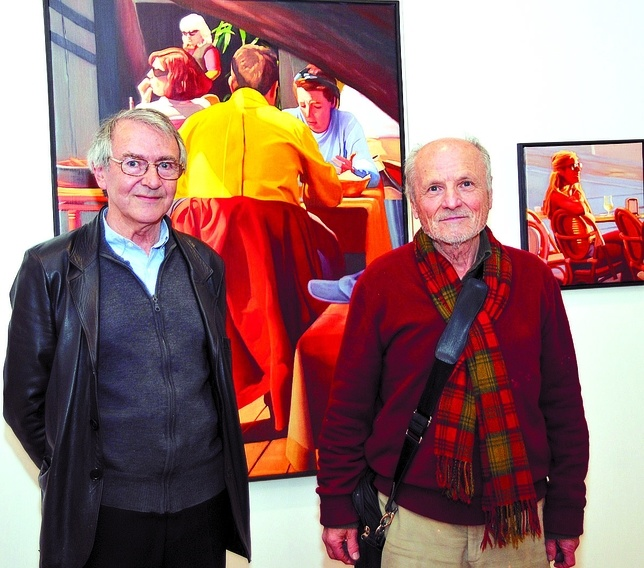 Cuasante y Antonio Lopez