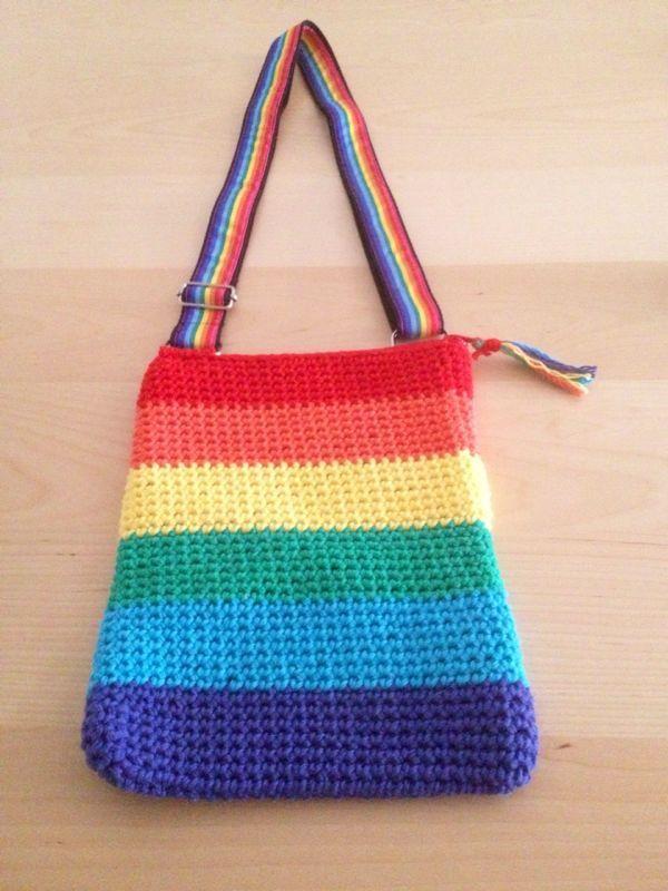 Bolso bandera orgullo gay