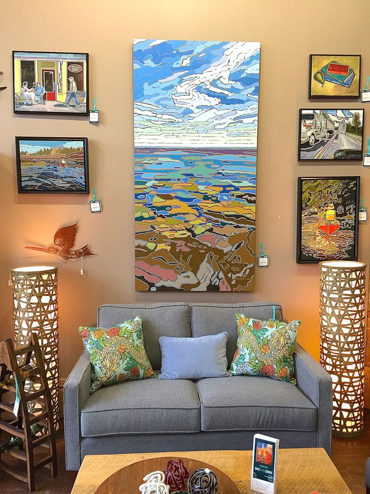 Original oil paintings by David Conning (www.davidconning.com)