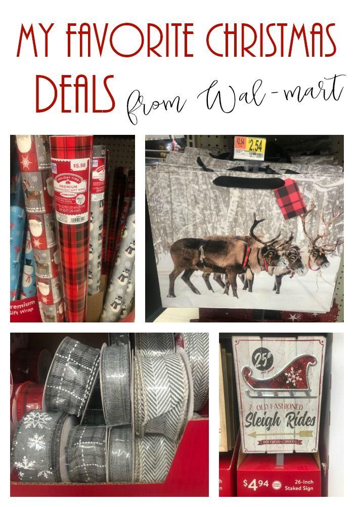2018 Christmas Deals at Walmart   christmas   Pinterest   Christmas ...