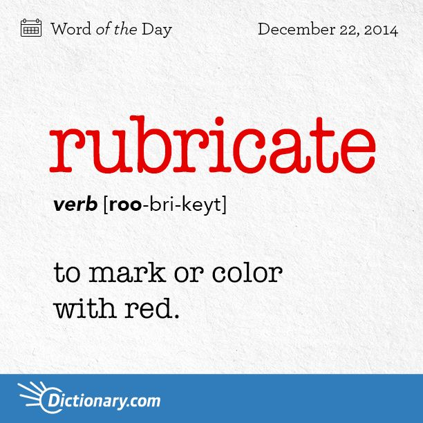 I never use red on papers because I remember teachers rubricating on my papers until they looked bloody. lol